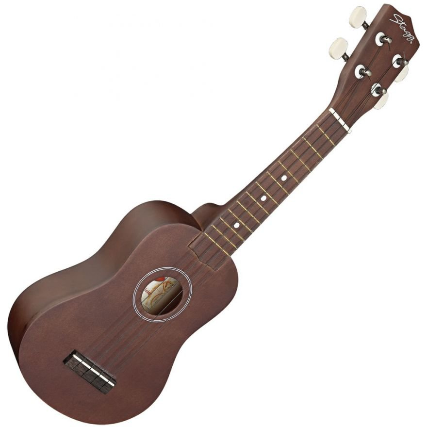 STAGG US10 - UKULELE SOPRANO NATURAL + BORSA