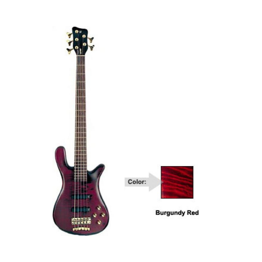 WARWICK Streamer LX (5) Burgundy Red