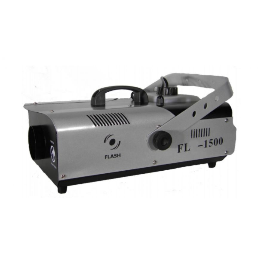 FLASH FOG MACHINE FLM-1500 II VER. - MACCHINA FUMO 1500W