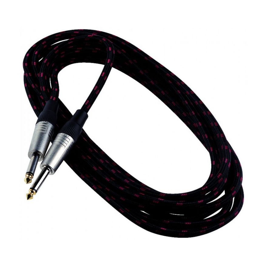 ROCKCABLE RCL 30205TCC BLACK 5m
