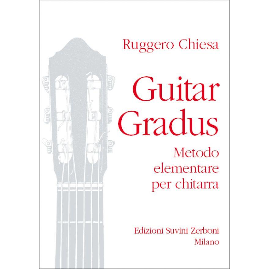 ESZ Chiesa, Ruggero - GUITAR GRADUS