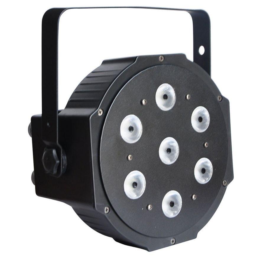 FLASH LED PAR SLIM 56 RGBW 4in1 7x8W ECO