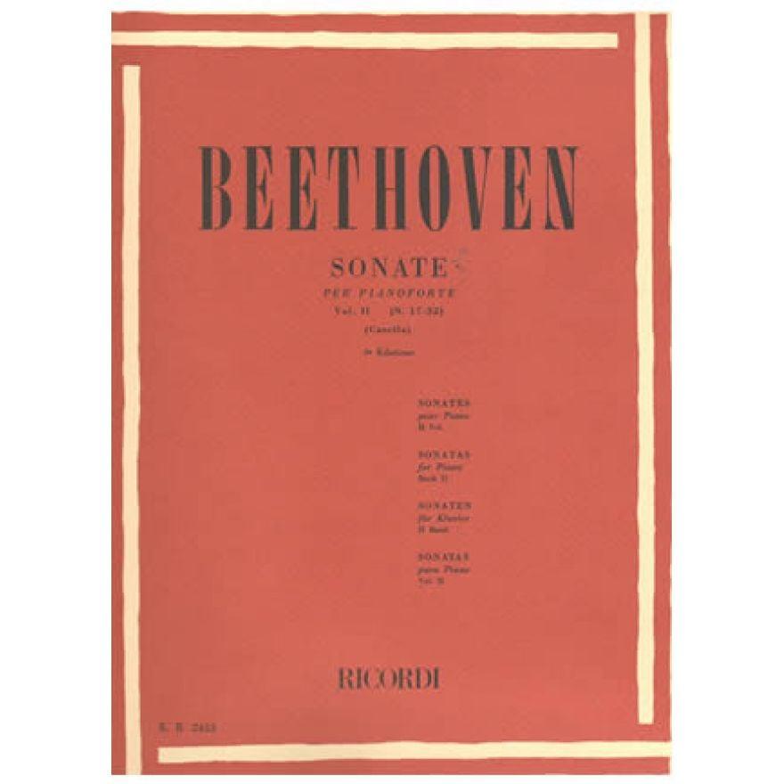 0-RICORDI Beethoven - 32 So