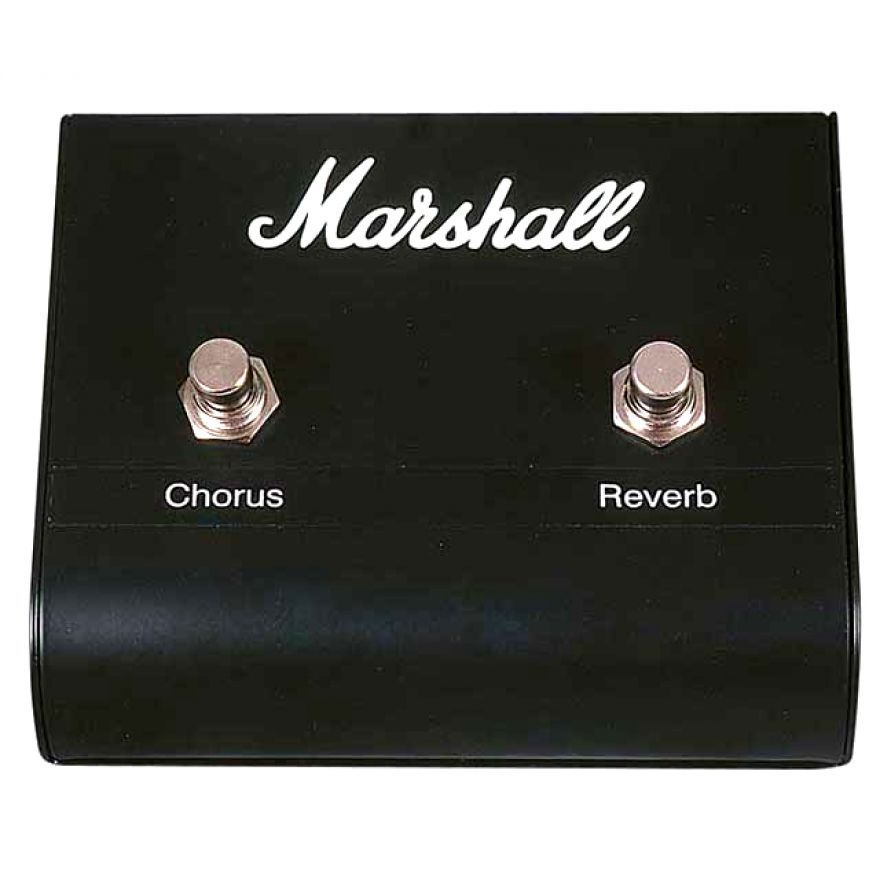 MARSHALL PEDL10015 Twin Footswitch (Chorus / Reverb)