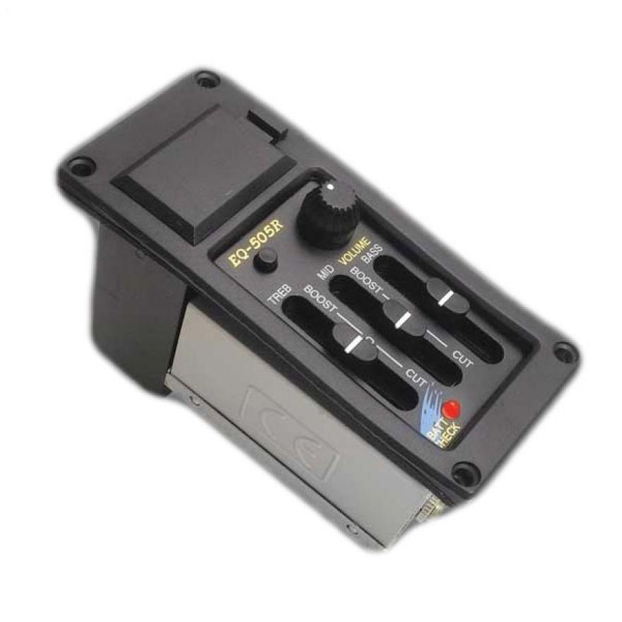 0-BELCAT EQ-505 - Sistema d