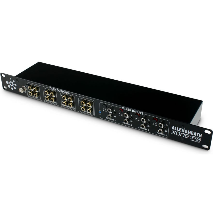 ALLEN & HEATH XONE PB PATCHBAY - INTERFACCIA PASSIVA A 1U RACK