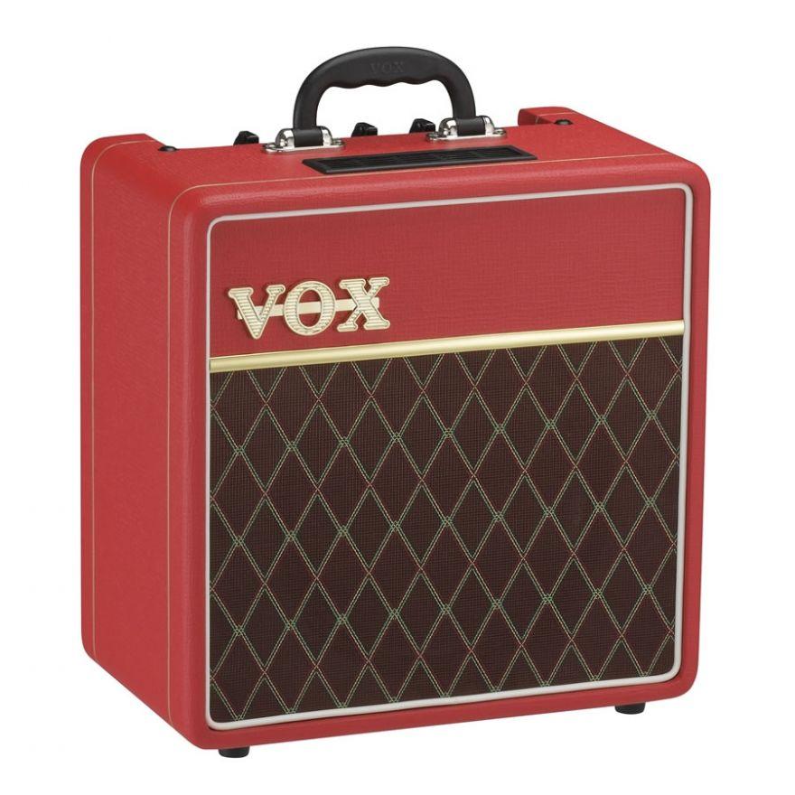 VOX AC4C1-RD LIMITED EDITION - AMPLIFICATORE VALVOLARE PER CHITARRA