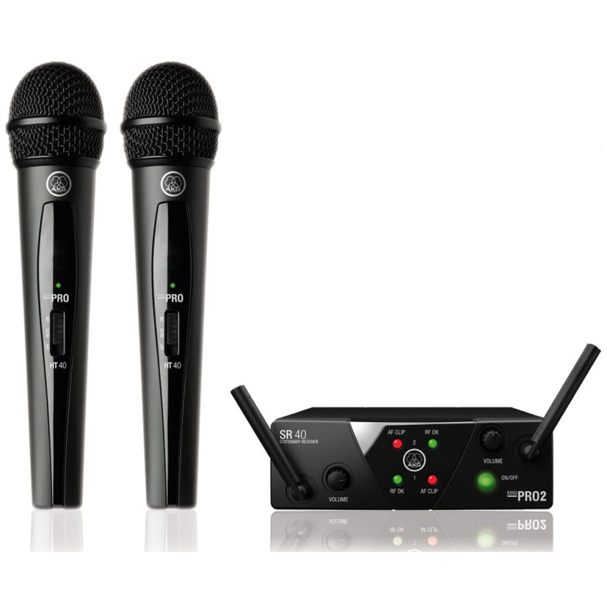 0-AKG WMS40 Mini2 VOCAL SET