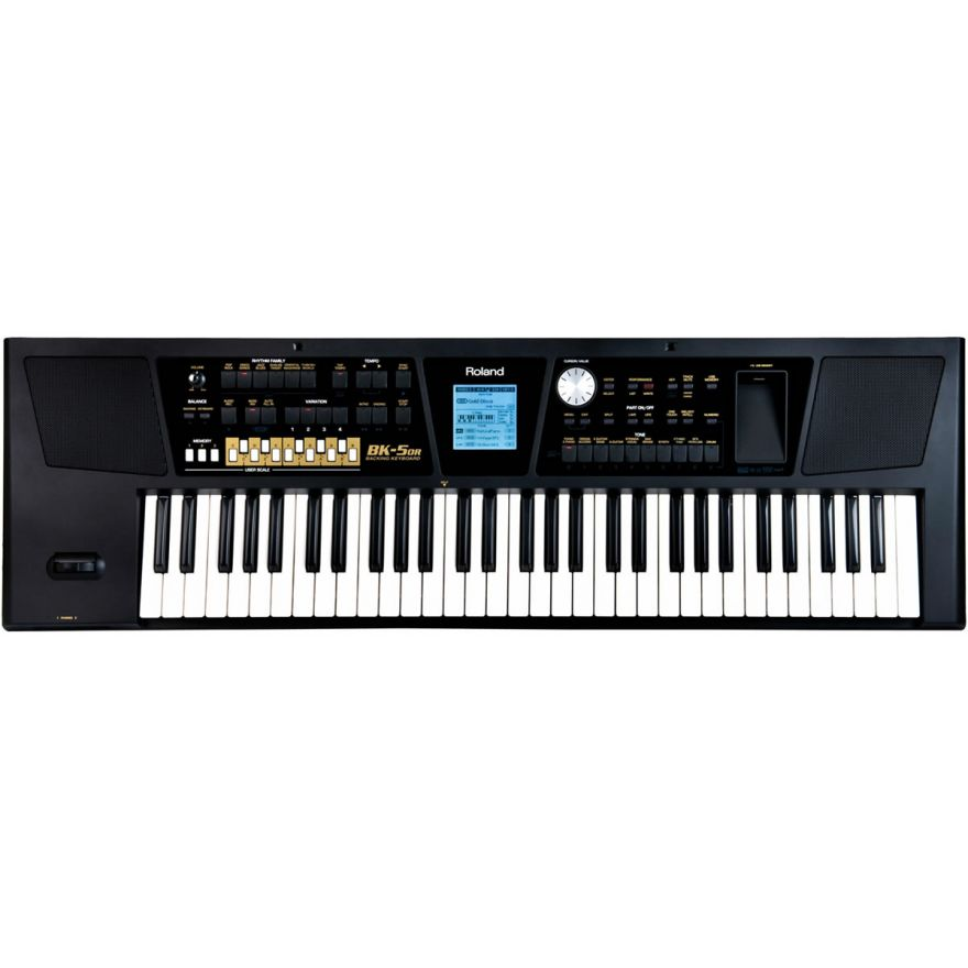 ROLAND BK5-OR Oriental Backing Keyboard - TASTIERA 61 TASTI