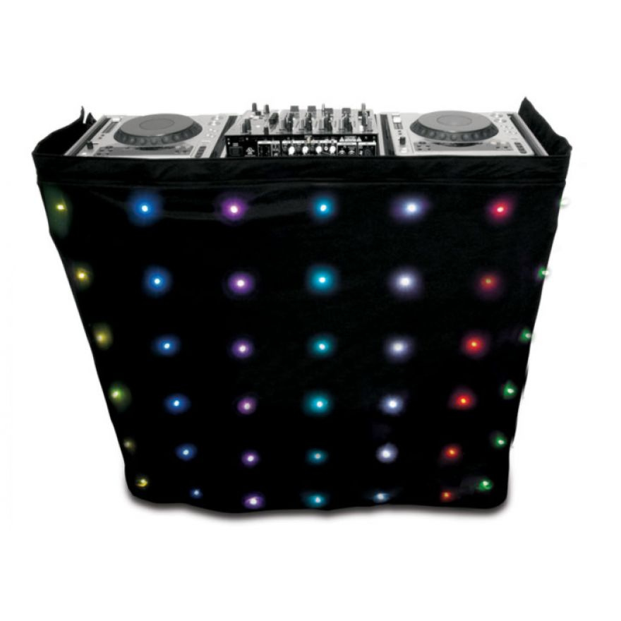CHAUVET MOTION FACADE - TELO A 66 microLEDS per performance Dj