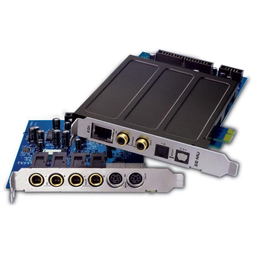 E-MU 1212M v2 PCIe - SCHEDA AUDIO PCI EXPRESS MULTICANALE