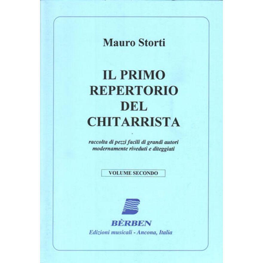 BÉRBEN Storti, Mauro - IL PRIMO REPERTORIO DEL CHITARRISTA -Vol.