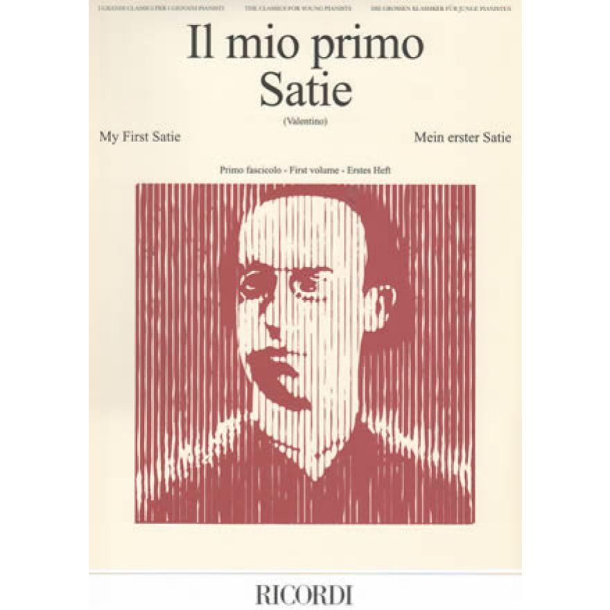 RICORDI Satie - IL MIO PRIMO SATIE, I fascicolo