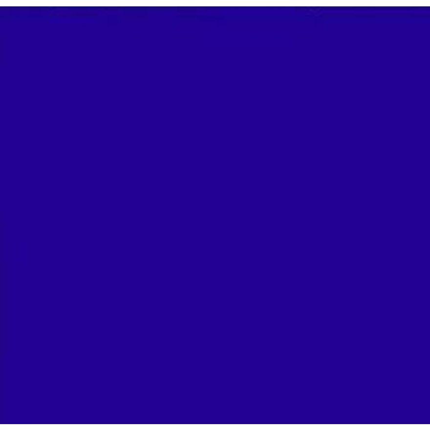 QUIKLOK GL64 BL - GELATINA BLU PER PAR64 (25x25)