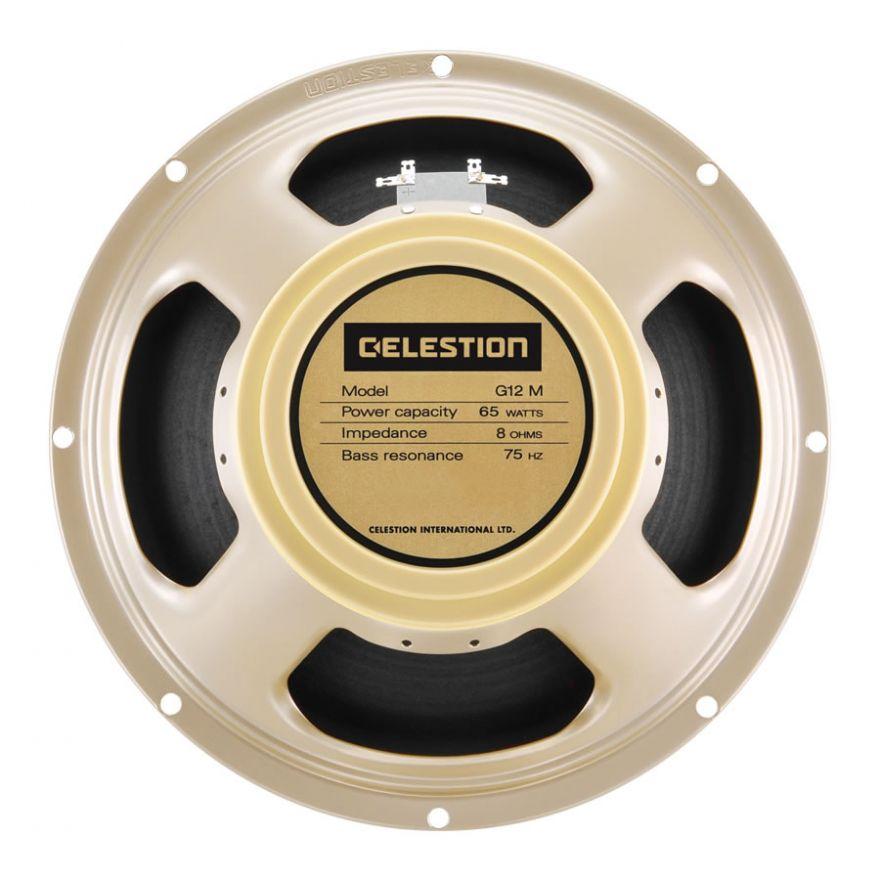 CELESTION G12M-65 Creamback 8Ohm 12 65W - ALTOPARLANTE