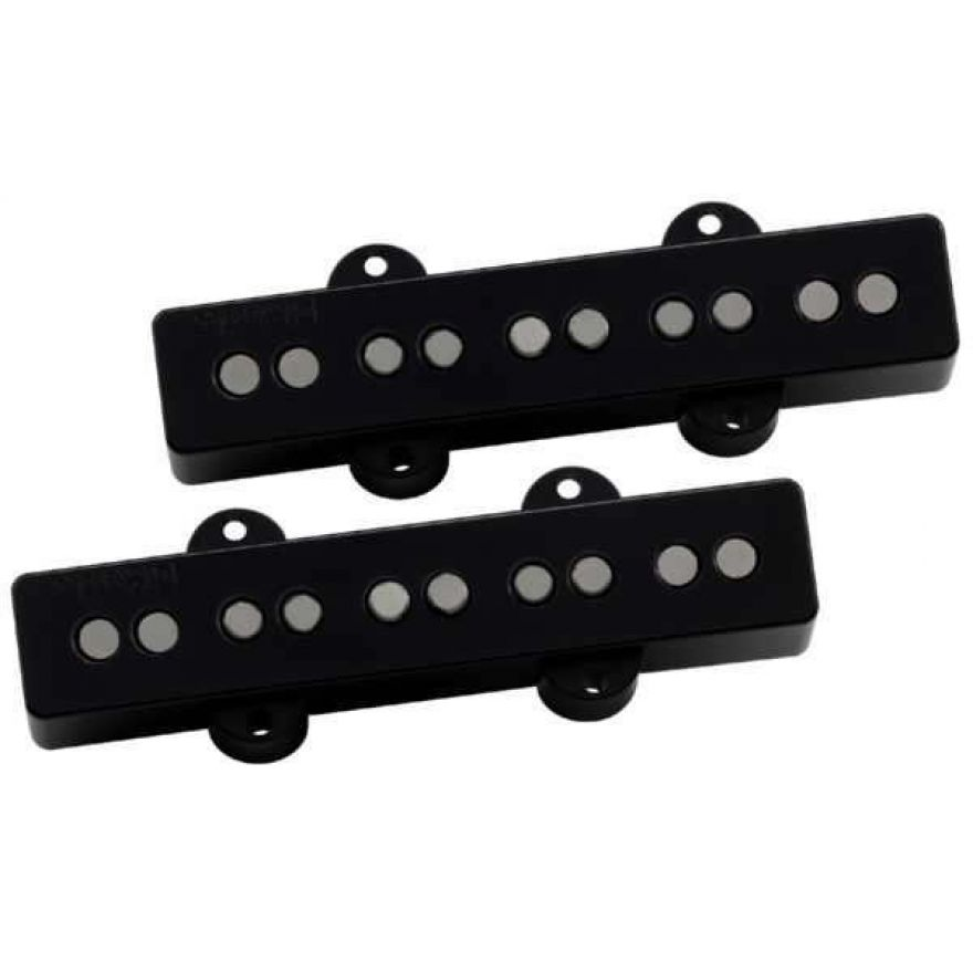 DiMarzio Ultra Jazz 5 Set nero - DP549BK