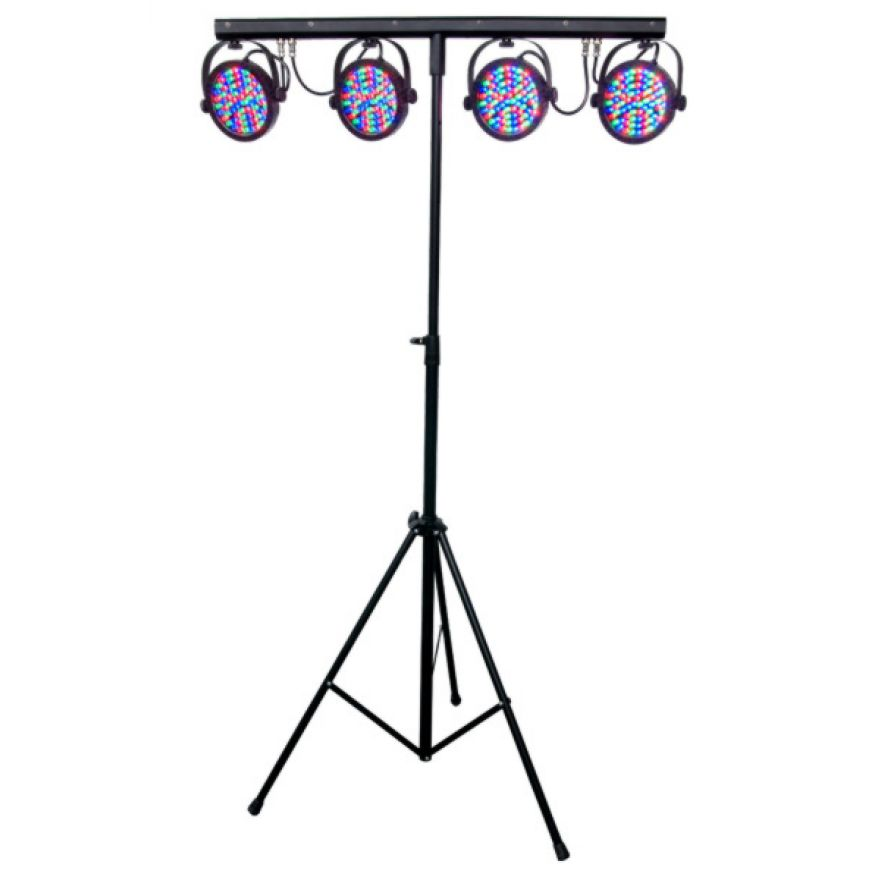0-CHAUVET MINI 4BAR - Mini