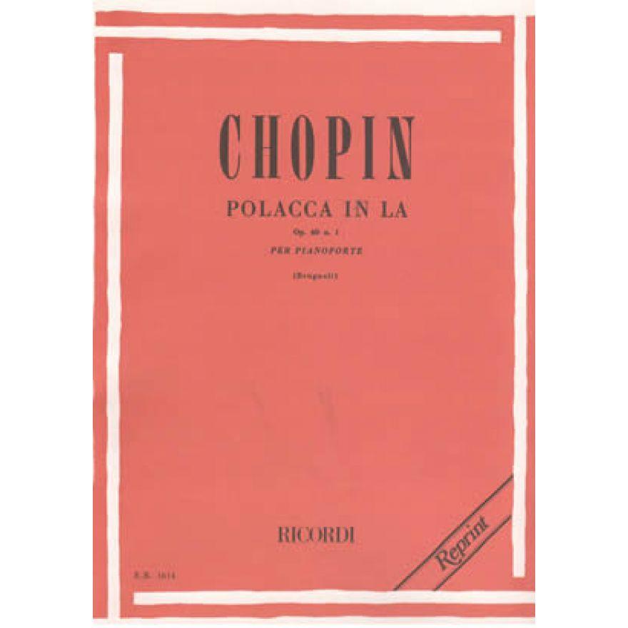 0-RICORDI Chopin - POLACCA