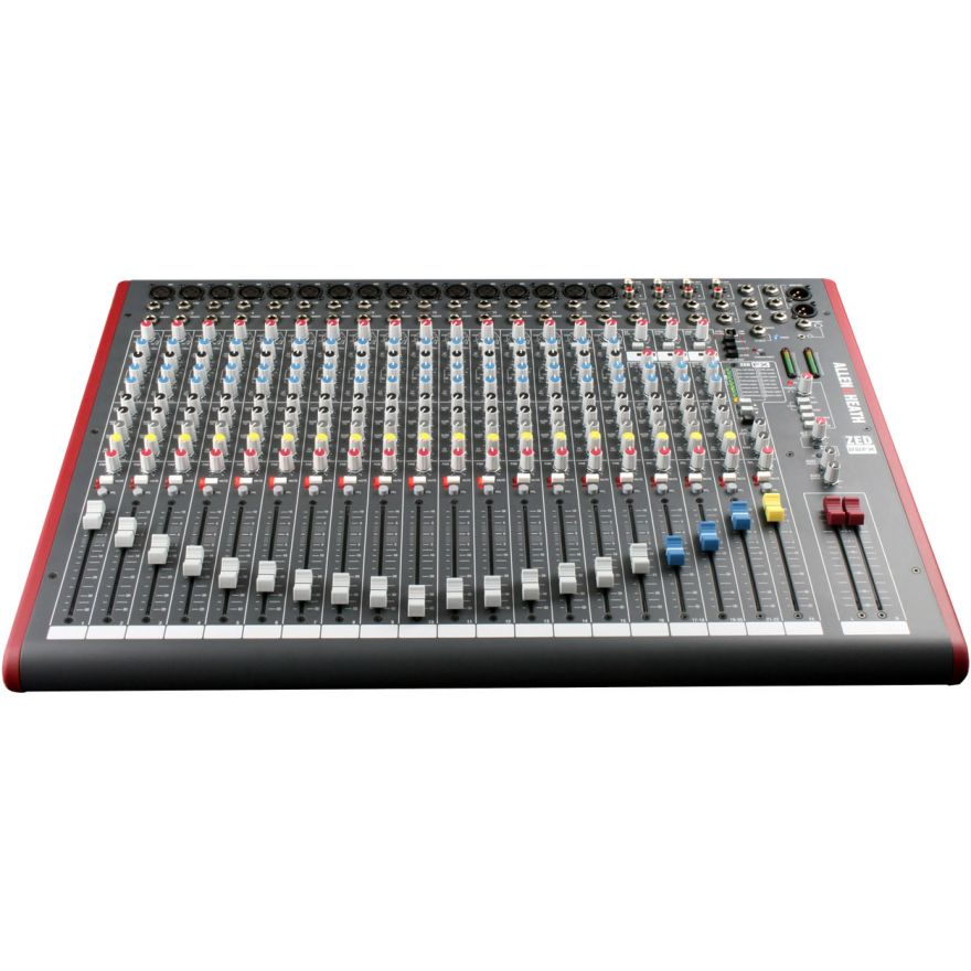 Allen & Heath ZED 22 FX - Mixer 22 Ch con Effetti