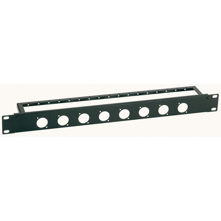 PROEL RK8NX - Pannello preforato 1 unitá rack 19