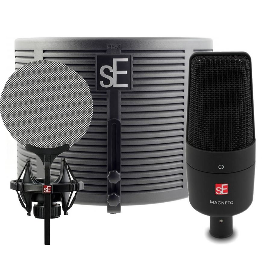 ELECTRONICS MAGNETO + REFLEXION FILTER X + ISOLATION PACK