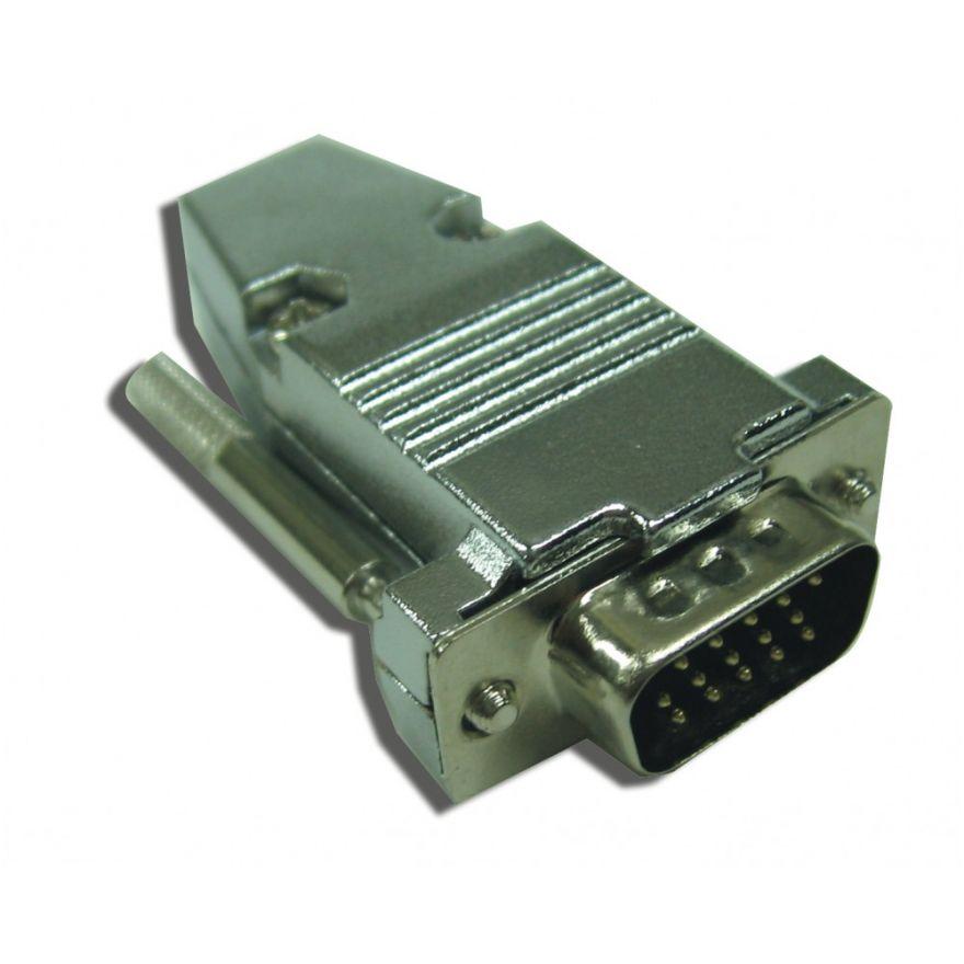 QUIKLOK DSUB 15M VGA - CONNETTORE D-SUB 15 POLI MASCHIO VGA