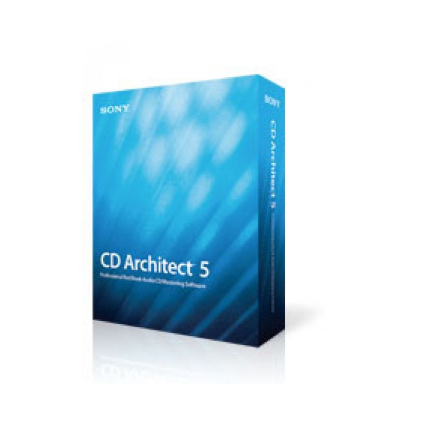 Sony CD ARCHITECT