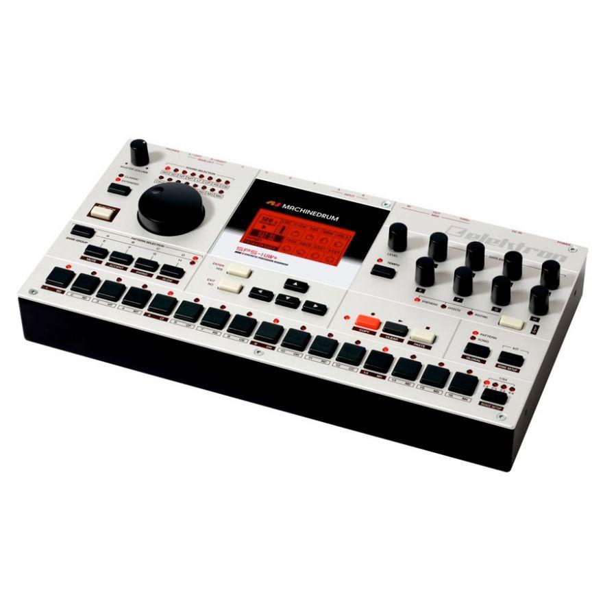 Elektron Machinedrum SPS-1UW+ MKII - DrumSynth/arranger 16 tracce