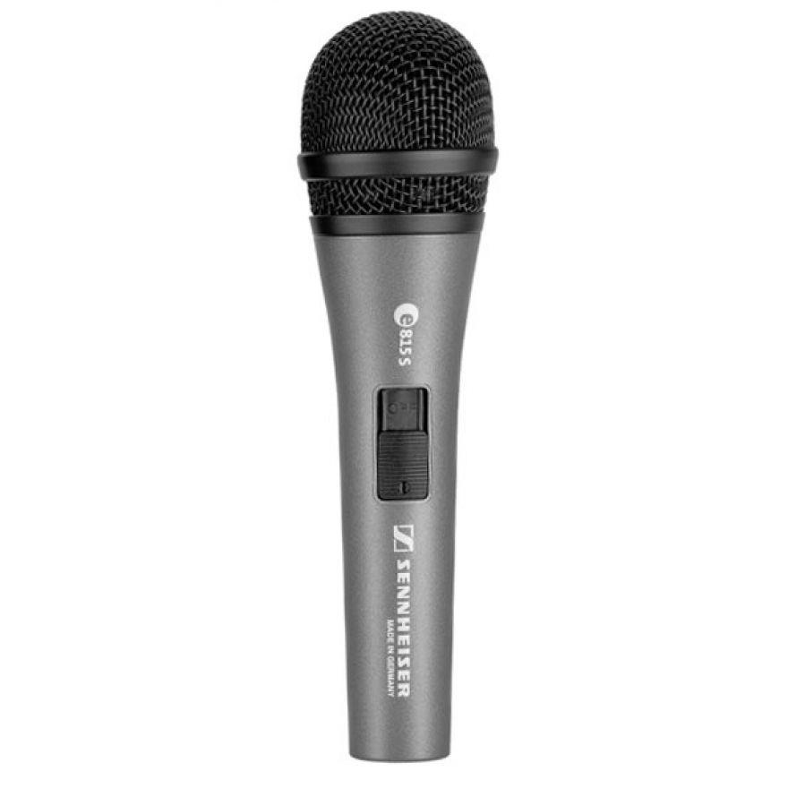 SENNHEISER e815 SJ - MICROFONO DINAMICO PER VOCE