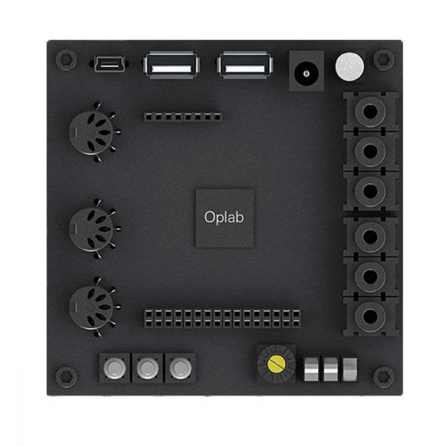 TEENAGE ENGINEERING Oplab - INTERFACCIA AUDIO MIDI/CV/USB