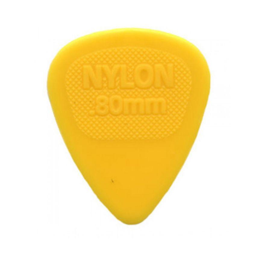 Dunlop 443R.80  NYLON MIDI PK -72/BAG