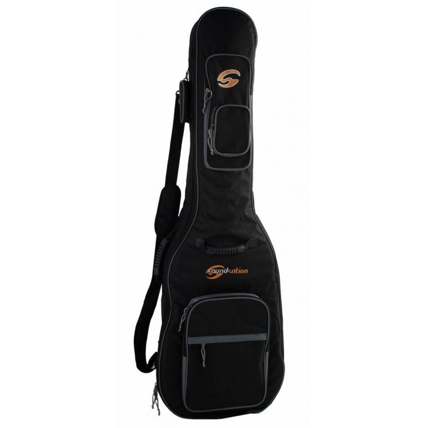 SOUNDSATION SBG-30-EG - Borsa imbottita per chitarra Elettrica
