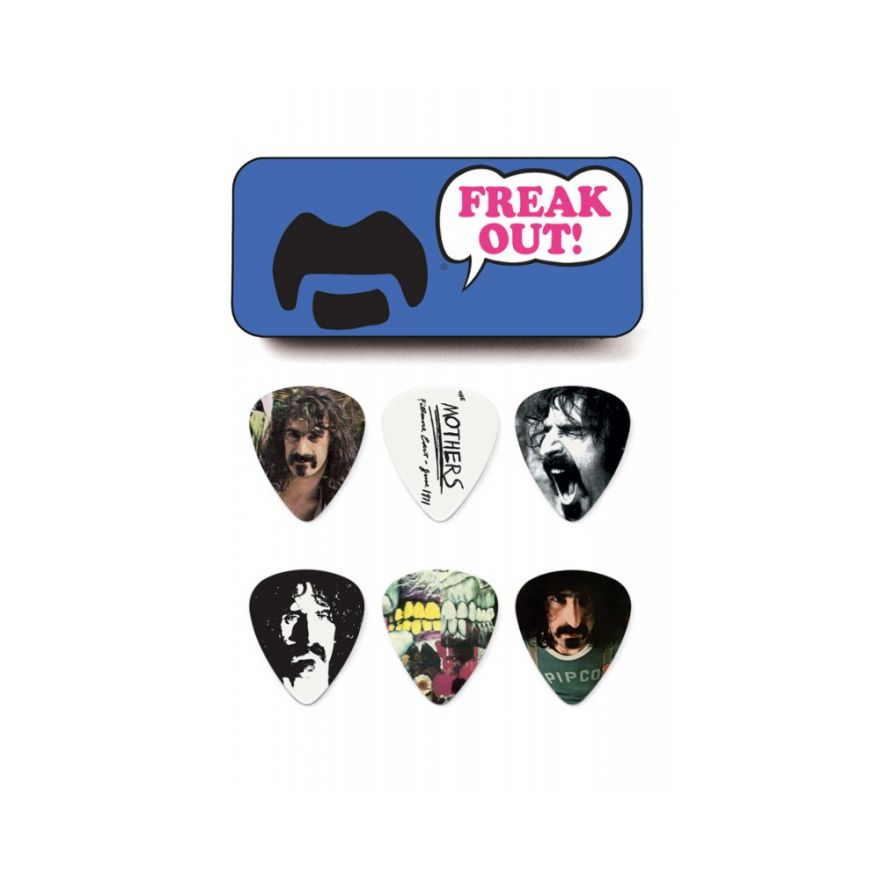 Dunlop ZAPP-T02 ZAPPA Blue - TIN BOX