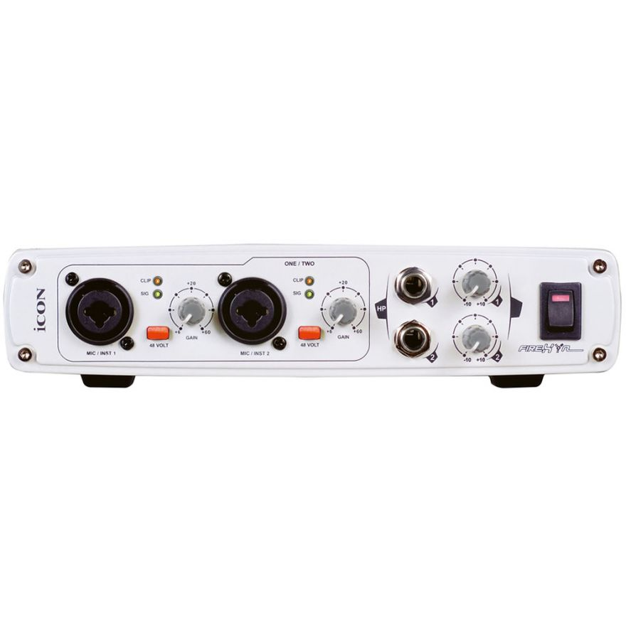 ICON FIREXON - INTERFACCIA AUDIO FIREWIRE 4IN 4OUT