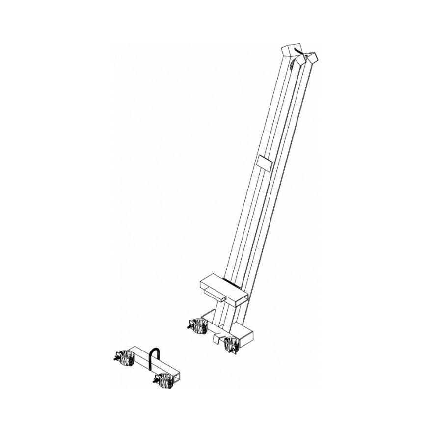 PROEL Kit di sollevamento montaggio