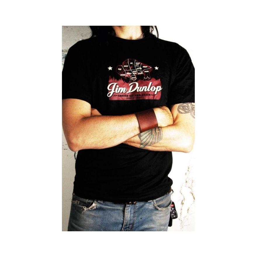 Dunlop DSD07-MTS T-Shirt da uomo taglia M