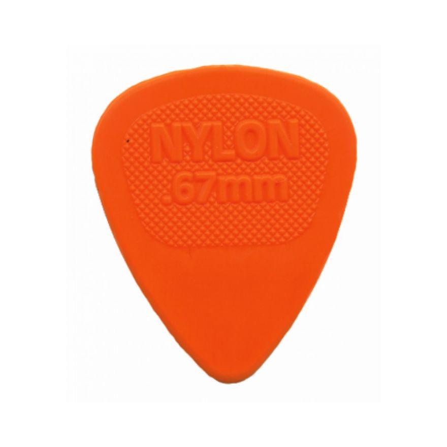 Dunlop 443R.67  NYLON MIDI PK -72/BAG