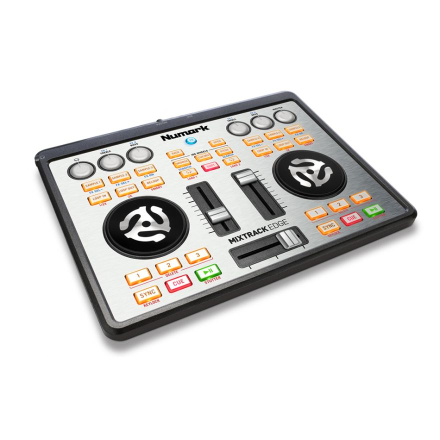 NUMARK MIXTRACK EDGE CONTROLLER MIDI