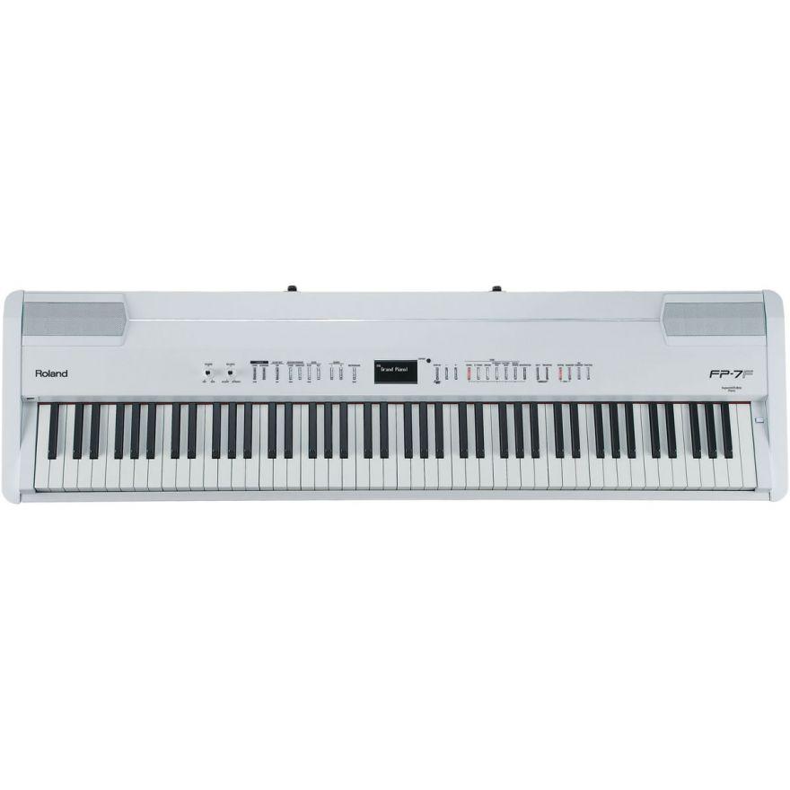 0-ROLAND FP7F WH - PIANOFOR