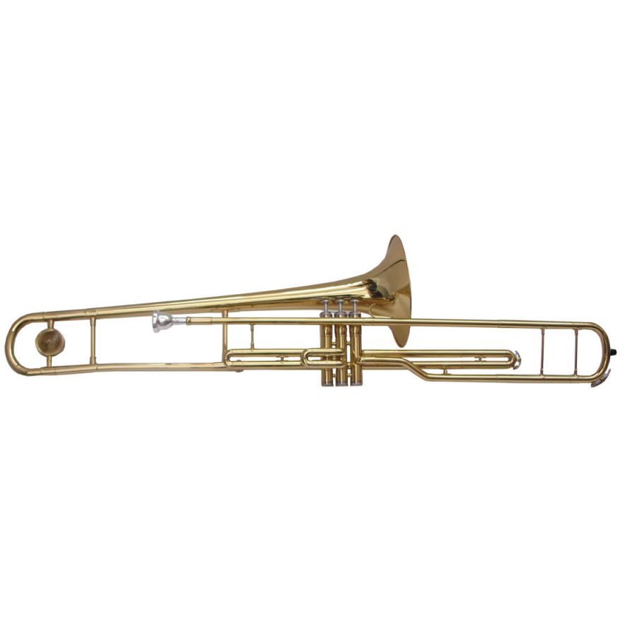 SOUNDSATION STB-10G (B380B) - TROMBONE A PISTONI in Sib GOLD