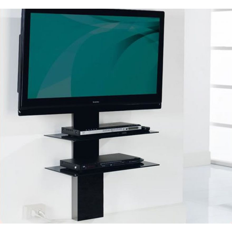MUNARI SP902NE - STAFFA PER TV CON 2 RIPIANI