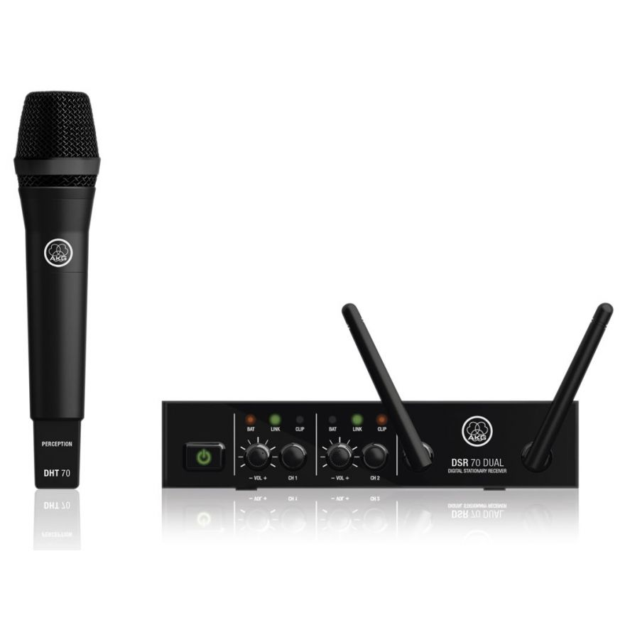 0-AKG DMS70 DUAL Vocal Set