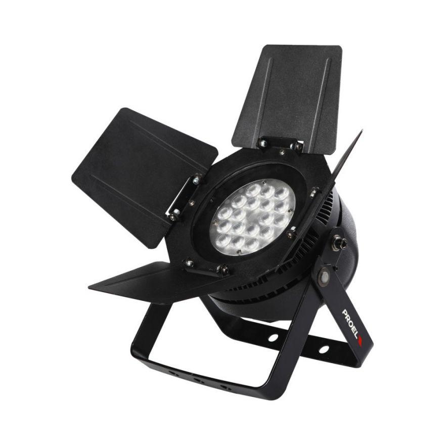 PROEL MINI SPOT LED