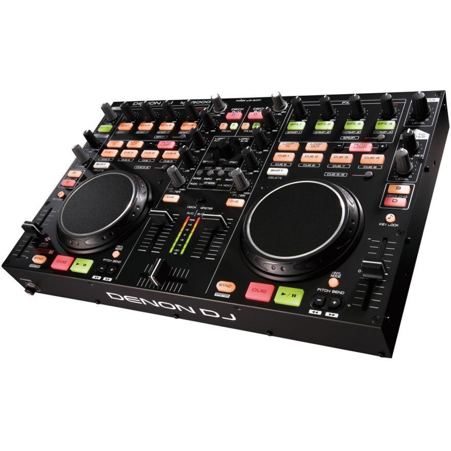 DENON MC3000 - CONTROLLER DJ E MIXER DIGITALE