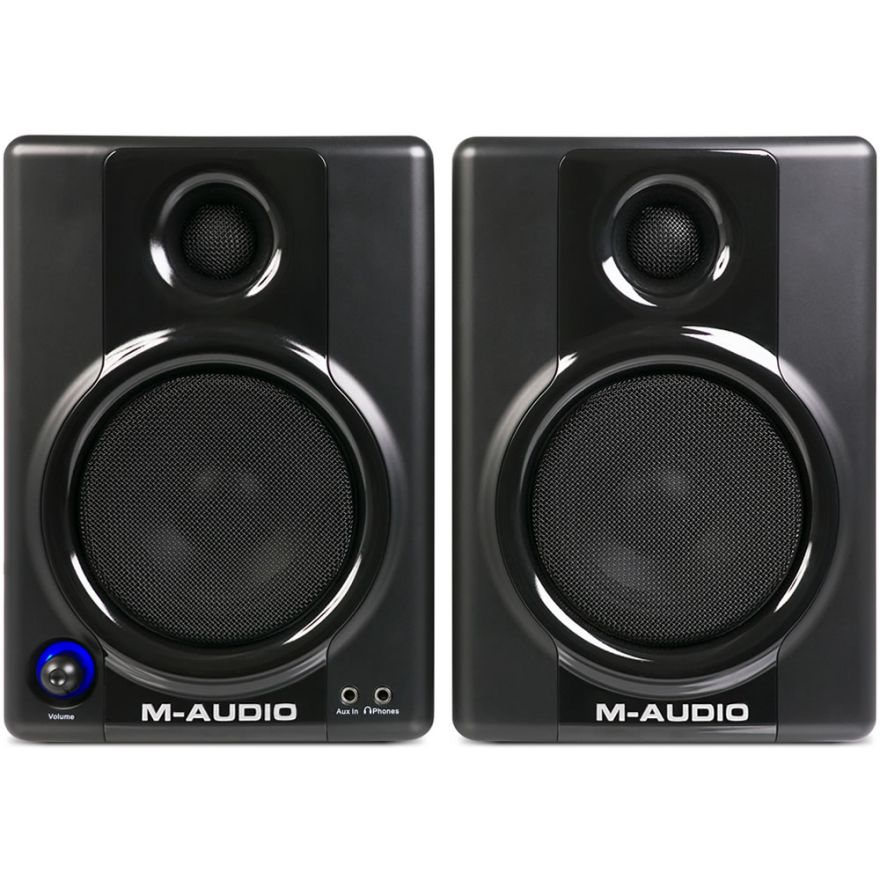 M-AUDIO STUDIOPHILE AV40 (COPPIA) - MONITOR AUDIO PROFESSIONALI
