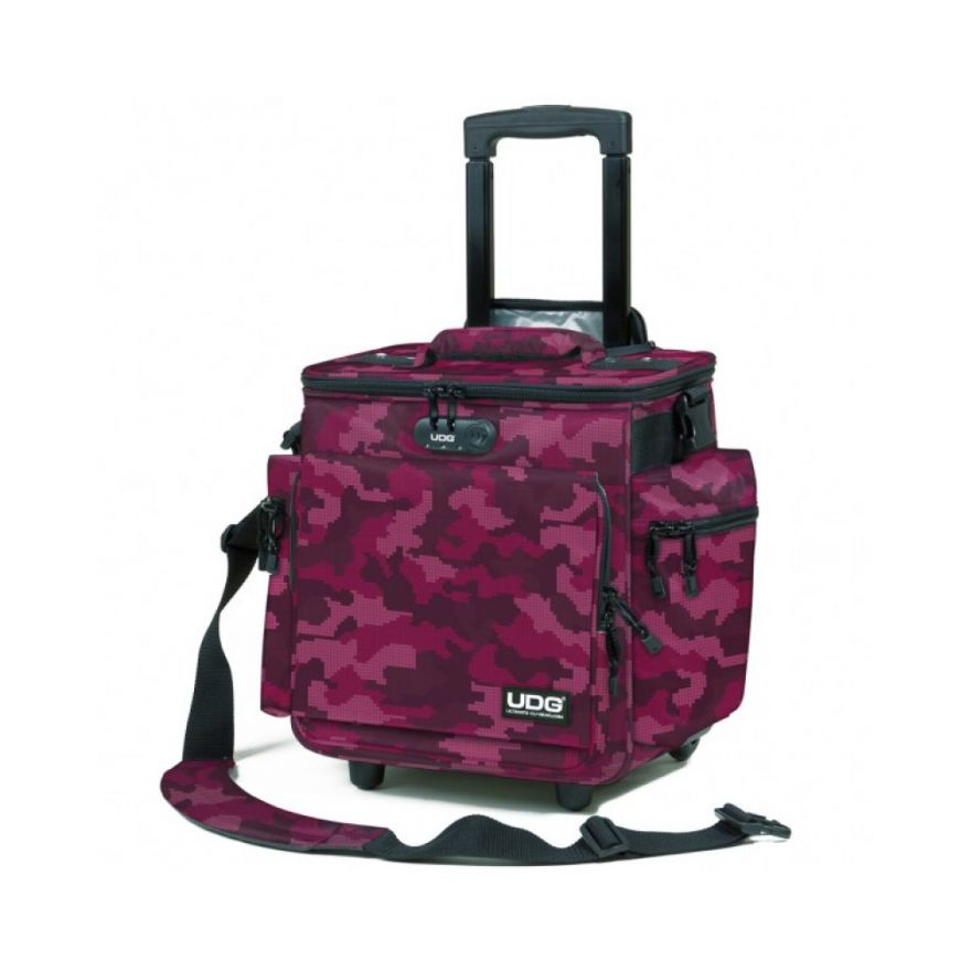 UDG SLINGBAG TROLLEY DELUXE CAMO PINK