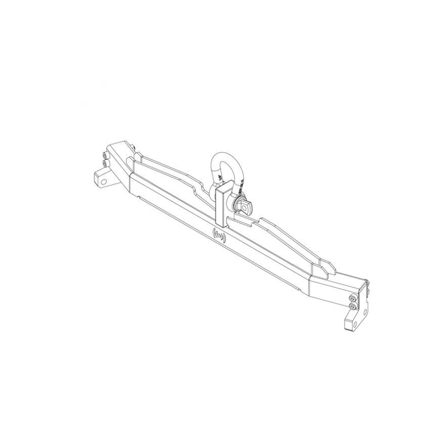 Montarbo - HORIZONTAL PLATE WIND PRO 212/215