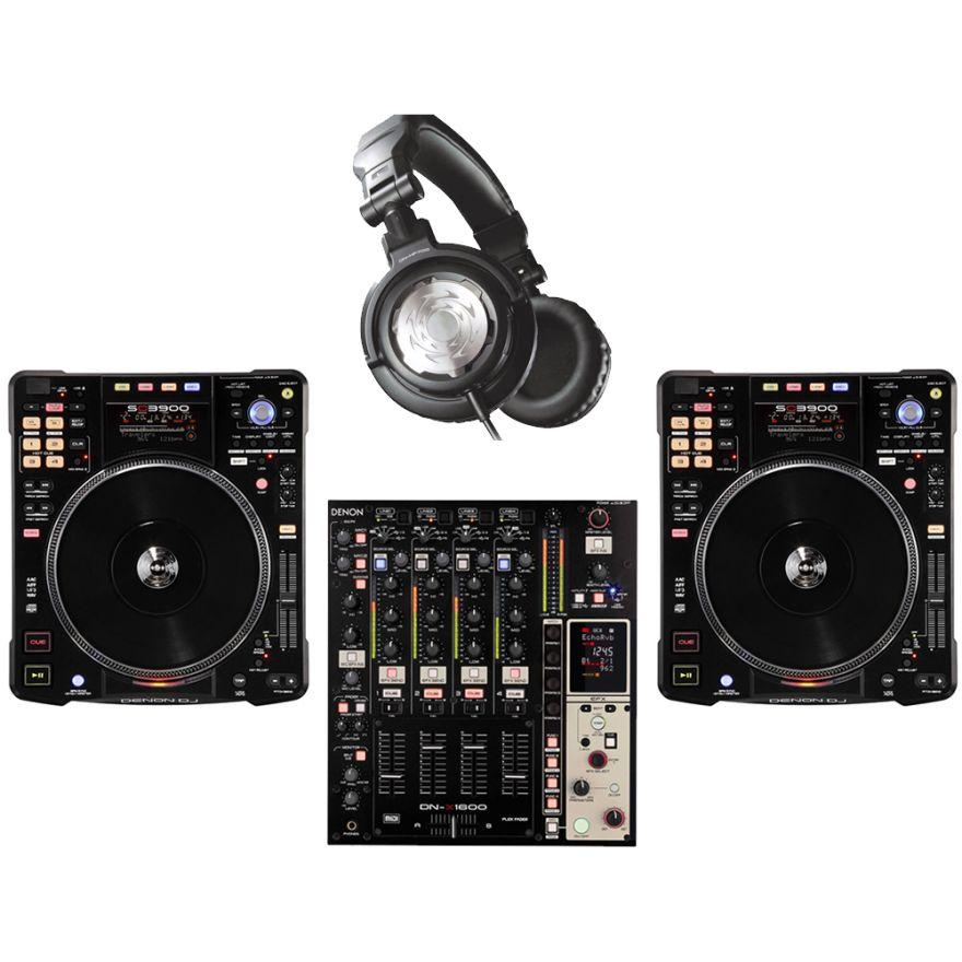 DENON DJ Bundle 2