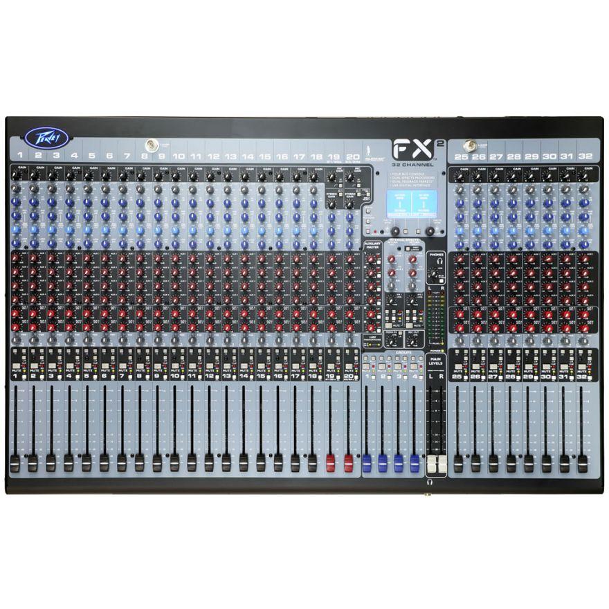 PEAVEY FX2 32 - MIXER 32 CANALI CON EFFETTI