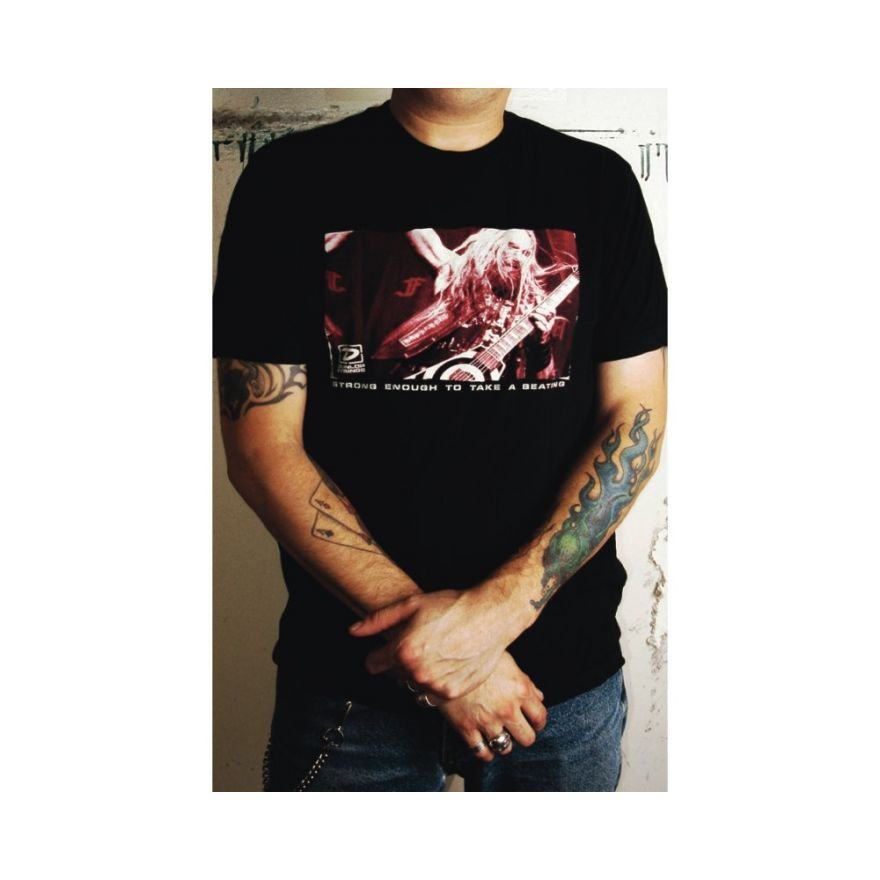 Dunlop DSD26-MTS T-Shirt da uomo taglia XXL